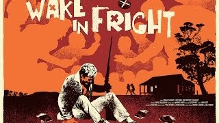 WAKE IN FRIGHT Brand New 2014 UK Theatrical Trailer (Masters of Cinema)