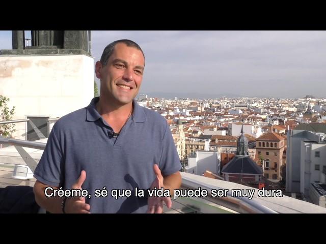 Álvaro Vizcaíno 'Conect@ con la Vida'