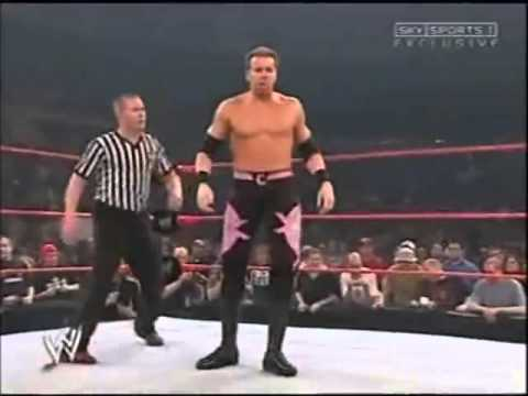 Christian Vs. The Hurricane; Edge heel promo; Metalingus debut 11/1/04