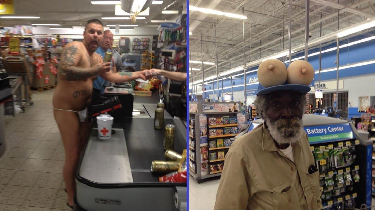 People Of Walmart - Funny Walmartians - Walcreatures ...