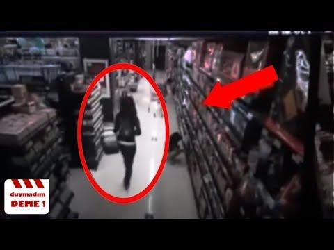 Süper Güçlerini Kullanırken Kameralara Yakalanan 5 İnsan