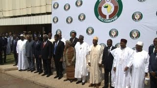 زعماء دول غرب افريقيا يدعون الرئيس الغامبي إلى التنحي