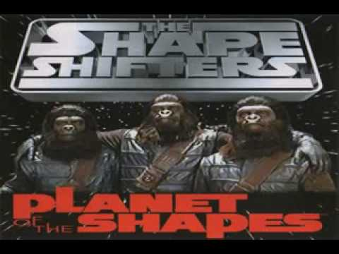 THE SHAPE SHIFTERS ~ ABDUCTED AGAIN