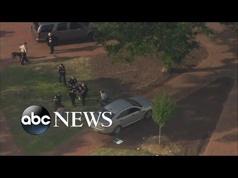 Shooting on University of North Carolina at Charlotte campus, shooter in custody