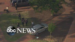 Shooting on University of North Carolina at Charlotte campus, shooter in custody thumbnail