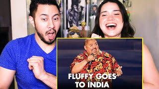 FLUFFY GOES TO INDIA | Gabriel Iglesias | Stand Up Comedy Reaction | Jaby Koay