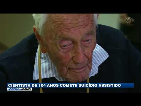 Cientista De 104 Anos Comete Suicídio Assistido
