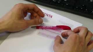 видео Прозрачный пластик для струйной печати. Листовой пластик для струйной печати