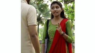 Beautiful Malayalam Love Story | Cute Proposal | Romance | Mallu Girls | Viral TikTok