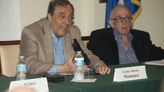 Carlos Alberto Montaner - Panel «Cuba y la Cumbre de las Américas en Panamá»