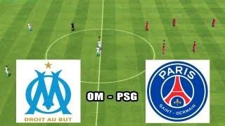 FIFA : Le Match OM - PSG !