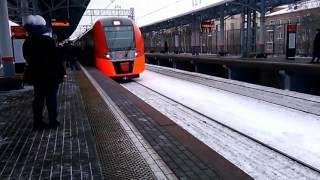 ''Подорож з Петербурга в Москву'' - МЦК інструкція :)