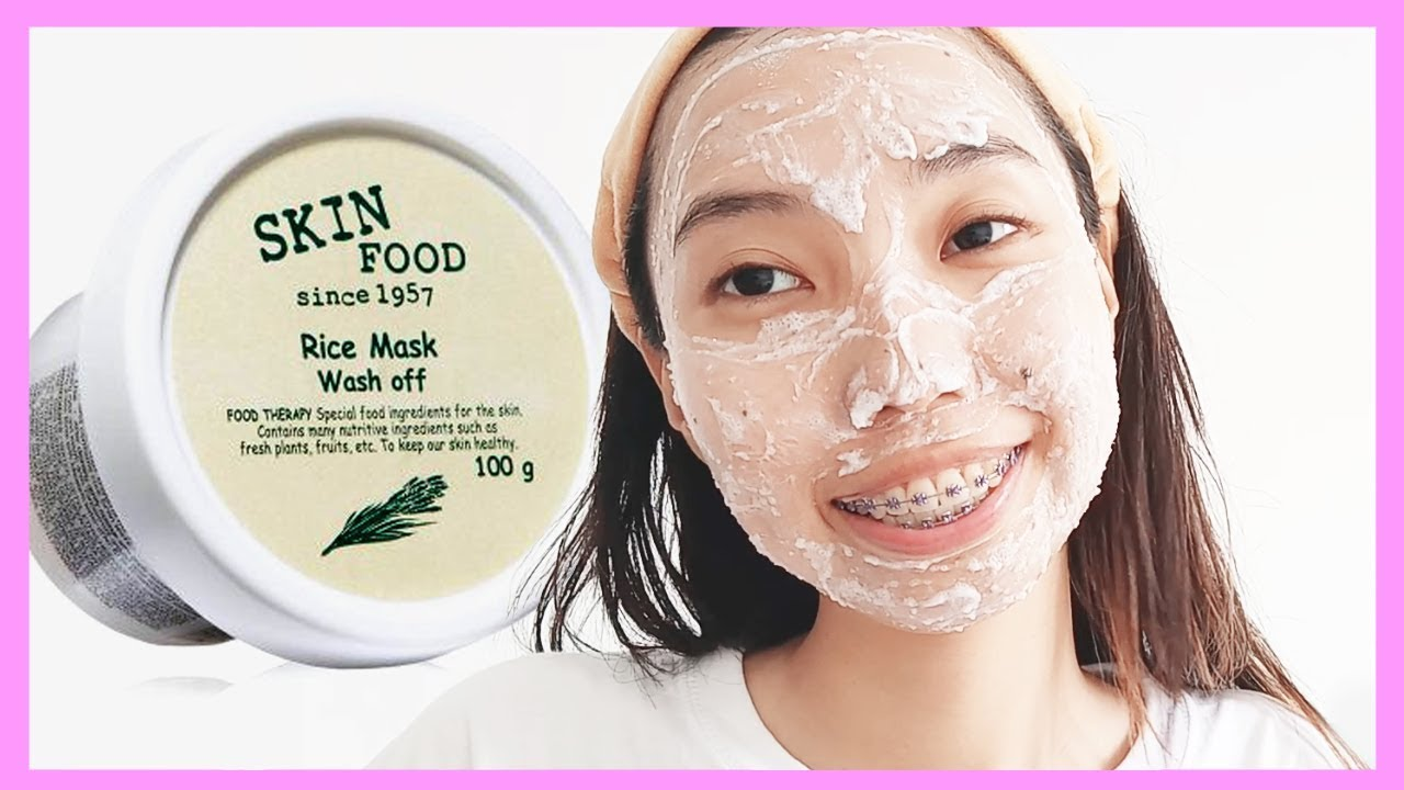 Wash Off Rice Mask by Skinfood #6