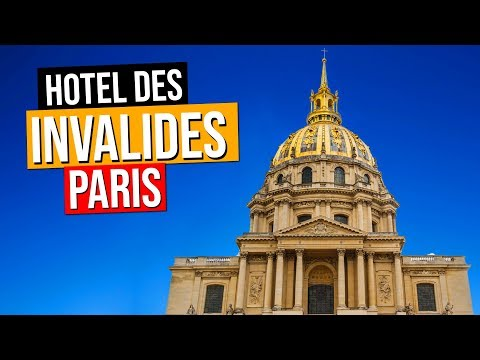 Les Invalides - Paris, France | Hotel des Invalides.