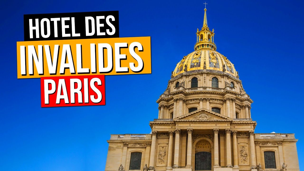 Hotel De France Invalides Paris France
