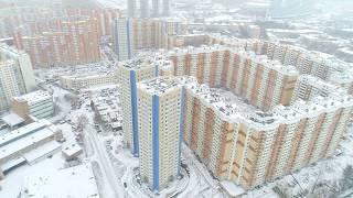 видео: 12 корпус - Микрорайон на Полины Осипенко