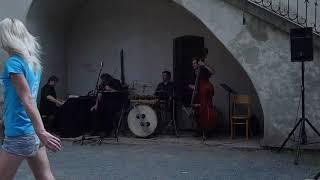 Retro show music / Jazz & Swing, open air show