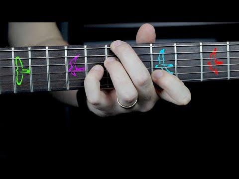 8 Fancy Blues Guitar Chords