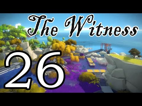 [26] The Witness - SWAMP = DONE (also it's called The Marsh) - Let's Play Gameplay Walkthrough (PS4)