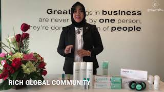 Product Knowlegde Mouth Freshener Longrich