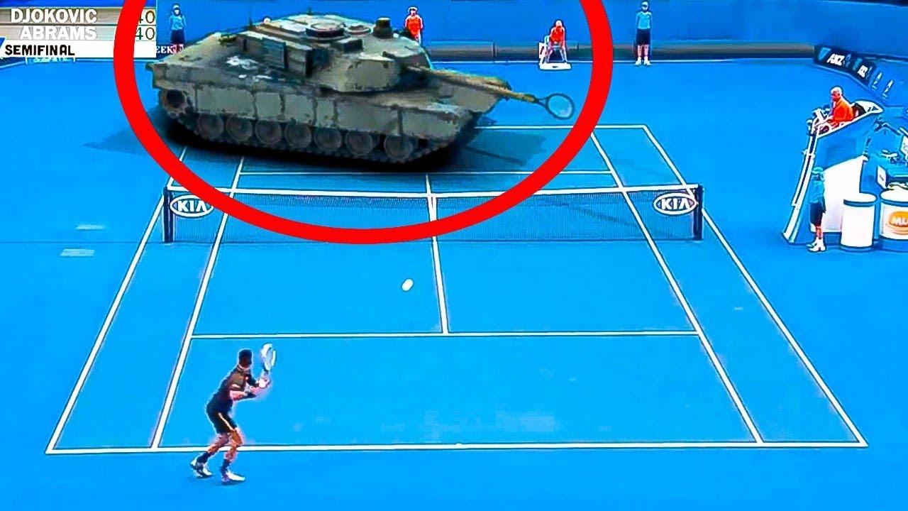 لحظات غير عادية في عالم الرياضة لن تصدقها حتى تراها بعينيك..!!