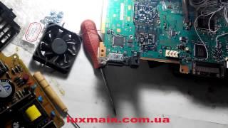 Ремонт системы охлаждения ps2 playstation 2(, 2014-01-03T10:38:26.000Z)
