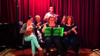 Ukulele Social Hour at Alcorn Music Studios