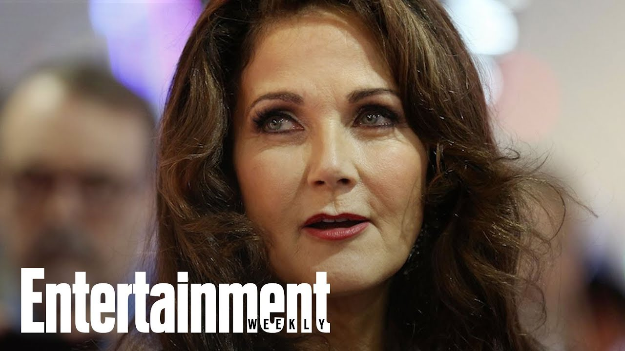 'Wonder Woman': Lynda Carter Experienced Sexual Abuse On Set | News Flash | Entertainment Weekly
