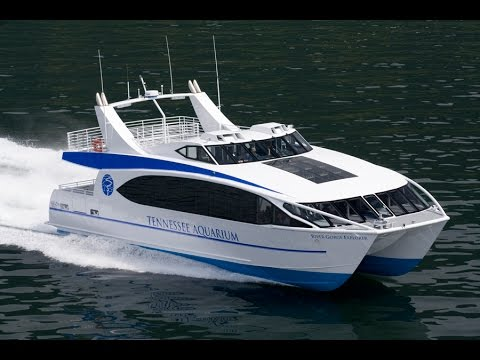 Research Vessel Aluminum Catamaran R/V Manta from YouTube · Duration:  7 minutes 16 seconds