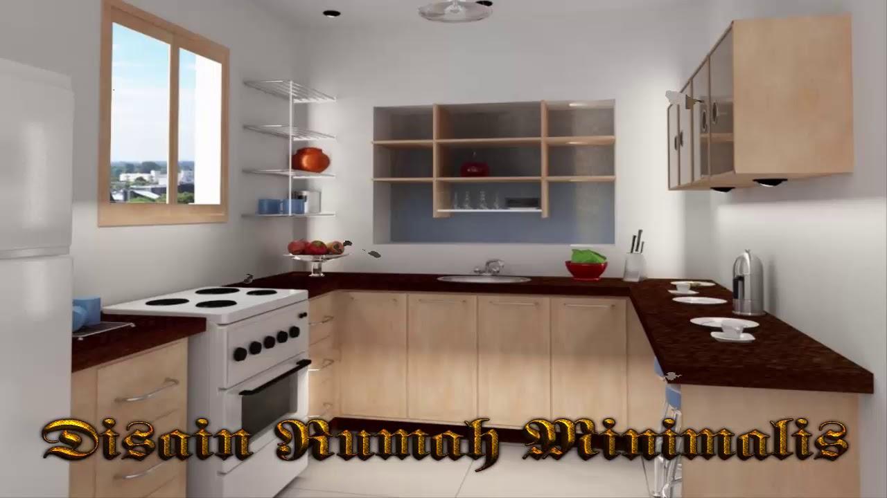 20 Desain Dapur Minimalis Modern Menawan Dan Sederhana