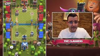 Clash Royale - MODERN Royale Challenge