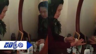 Bà cụ 'cãi nhau với gương': Chuyện về bệnh già   VTC