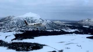 """Air Taxi"" - Bristol Bay Native Corporation TV ad"