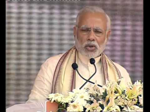 PM Modi dedicates Paradip Oil Refinery to nation