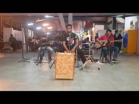 Sulit - Aman Aziz ( cover by One Avenue Band)