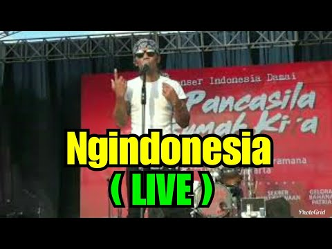 SLANK - NGINDONESIA (LIVE)