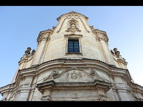 La chiesa del Purgatorio a Matera è affascinante e spettrale