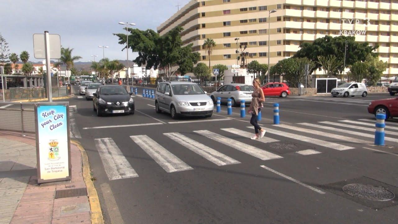 Jak poprawnie zachowywać się na przejściu dla pieszych?