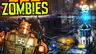 call of duty black ops 3 zombies the giant s secret giant robots from origins in bo3 zombies