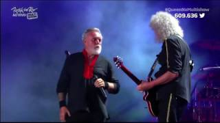Download Queen Roger Taylor A Kind Of Magic Live Rio+Solo drums HD