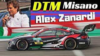 DTM Misano 2018 Italy - Alex Zanardi & BMW M4 DTM Highlights + Intervista/Interview [SUB ITA]
