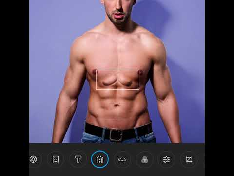 Photable Abs Photo Editor | Get a Six Pack Abs Fast | Perfect Male Body