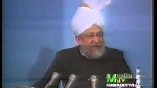 Friday Sermon 22 January 1993