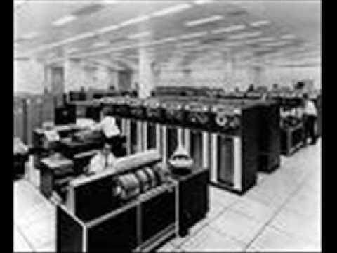 Tercera Generación de los computadores - YouTube