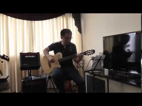I started a joke (Bee Gees) - Violão karaoke - Playback - Acoustic ...