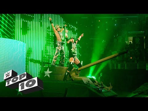 Thumbnail: Greatest SummerSlam entrances: WWE Top 10