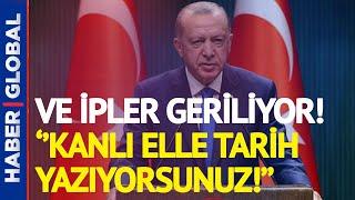 Cumhurbaşkanı Erdoğan'dan Tarihi Filistin Açıklaması! Biden'a Böyle Seslendi!
