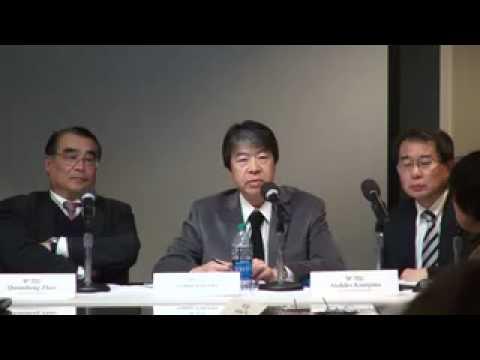 China-Japan Dialogue: Beyond the Territorial Dispute_part 2
