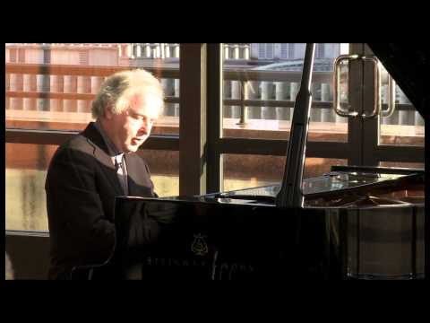 """András Schiff on the recording of Bach's """"The Well-Tempered Clavier"""