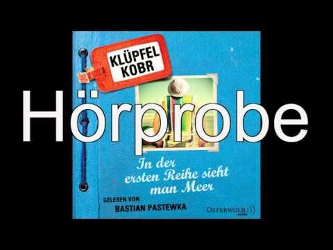 In der ersten Reihe sieht man Meer YouTube Hörbuch Trailer auf Deutsch